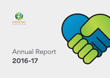 Persistent Foundation Annual Report 2016-17