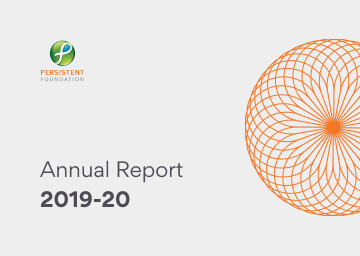 Persistent Foundation Annual Report 2019-20