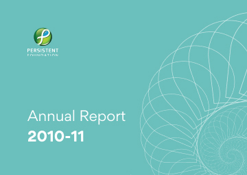Persistent Foundation Annual Report 2010-11