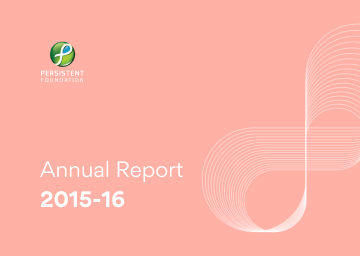 Persistent Foundation Annual Report 2015-11